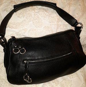 Cole Haan All Weather Leather Shoulder Bag